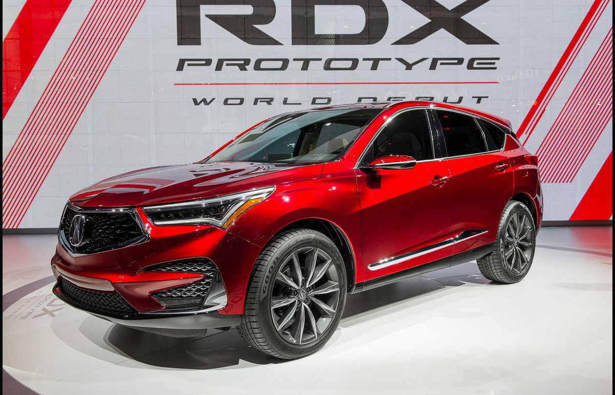 2022 Acura Rdx Interior Acurazine Is The Out Exterior
