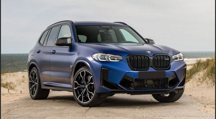 2022 Bmw X3m 2021 2020 For Sale Price Exterior