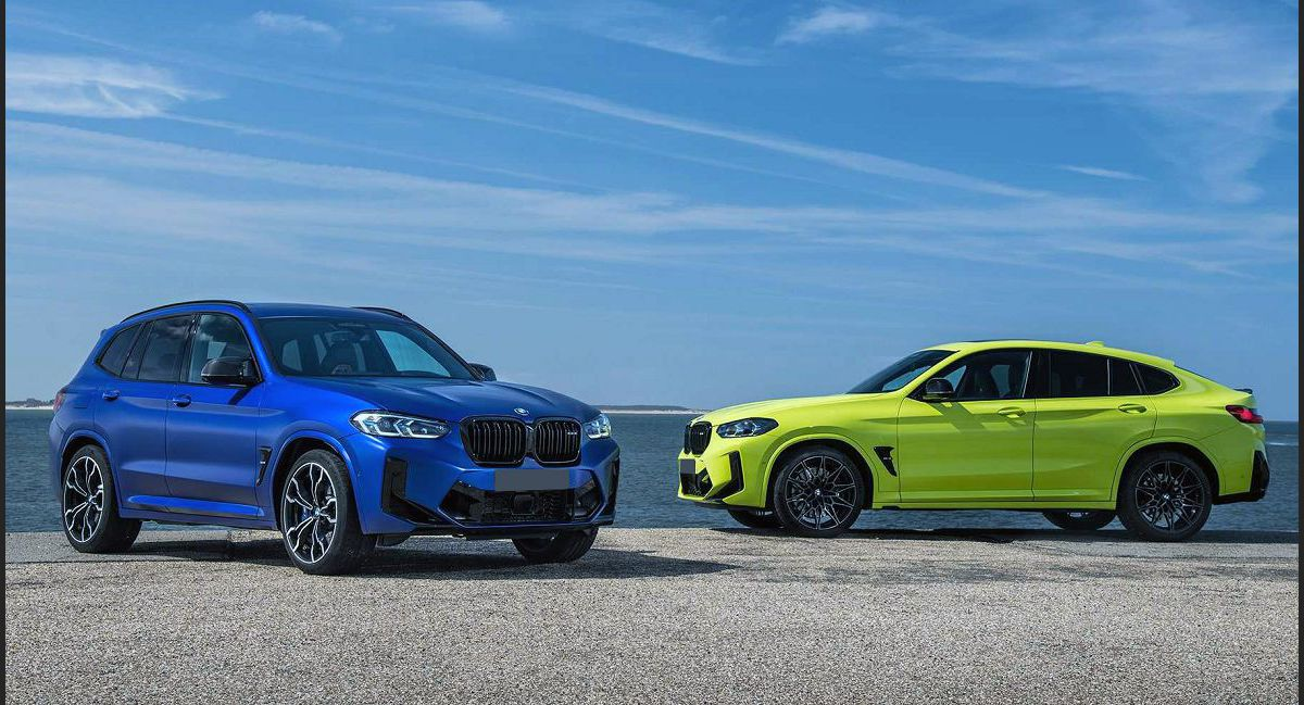 2022 Bmw X3m Ordering Guide Build Forum Cost