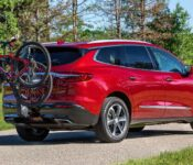 2022 Buick Enclave Cost Cargo Space Driver Canada Image