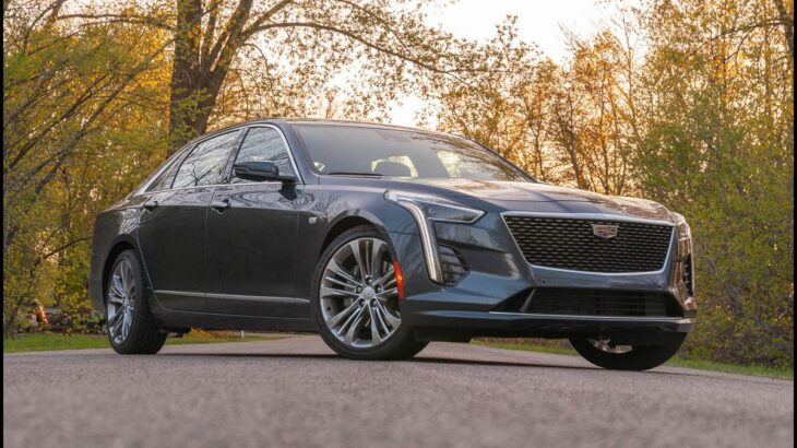 2022 Cadillac Ct8 Blacked Out Body Kit Cancelled