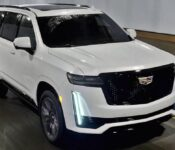 2022 Cadillac Escalade Blackwing Changes Cost Configurations Commercial