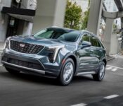 2022 Cadillac Xt4 When Will Be Available Specs Exterior