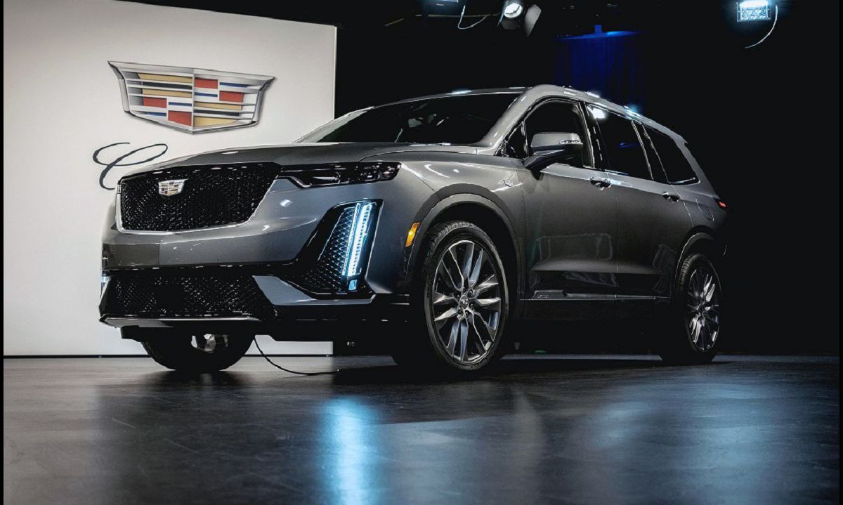 2022 Cadillac Xt7 New Sport Review Price