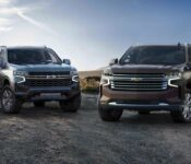 2022 Chevy Suburban Colors Towing Capacity Length Price