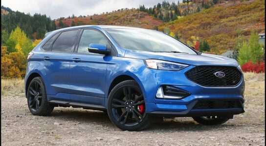2022 Ford Edge The Redesigned Discontinued Going To