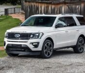 2019 Ford Expedition Stealth Edition (white)