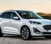 2022 Ford Kuga 7 Seater Usa South Africa Lease Exterior