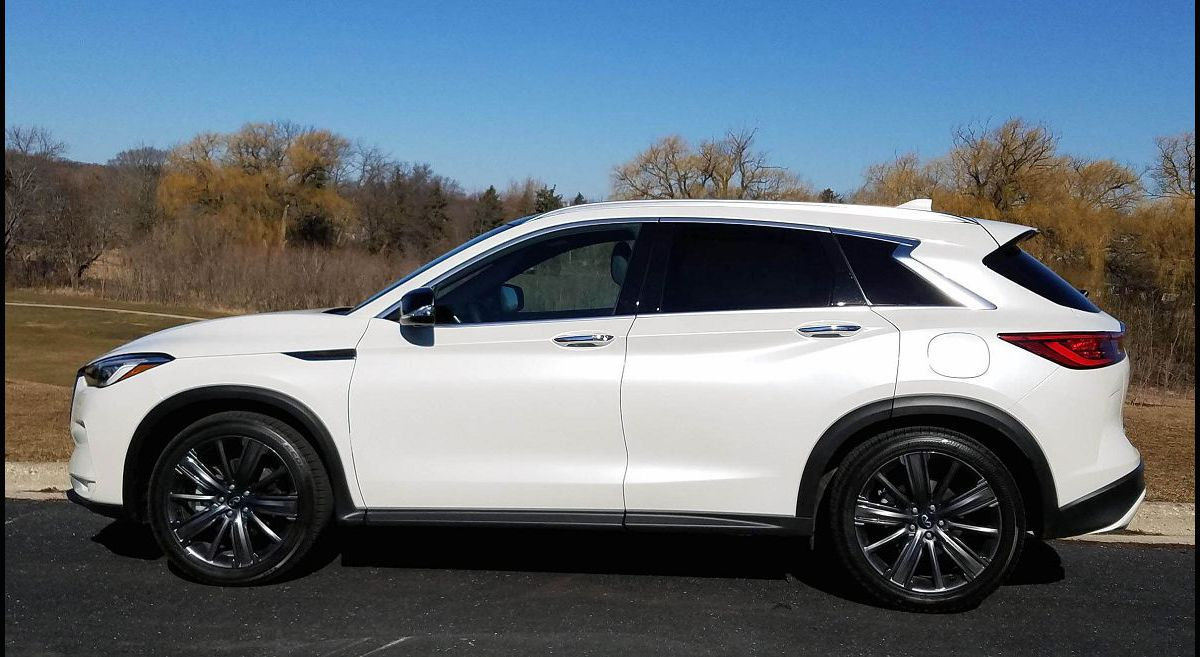 2022 Infiniti Qx50 Are Good Cars Is Reliable Lease Engine