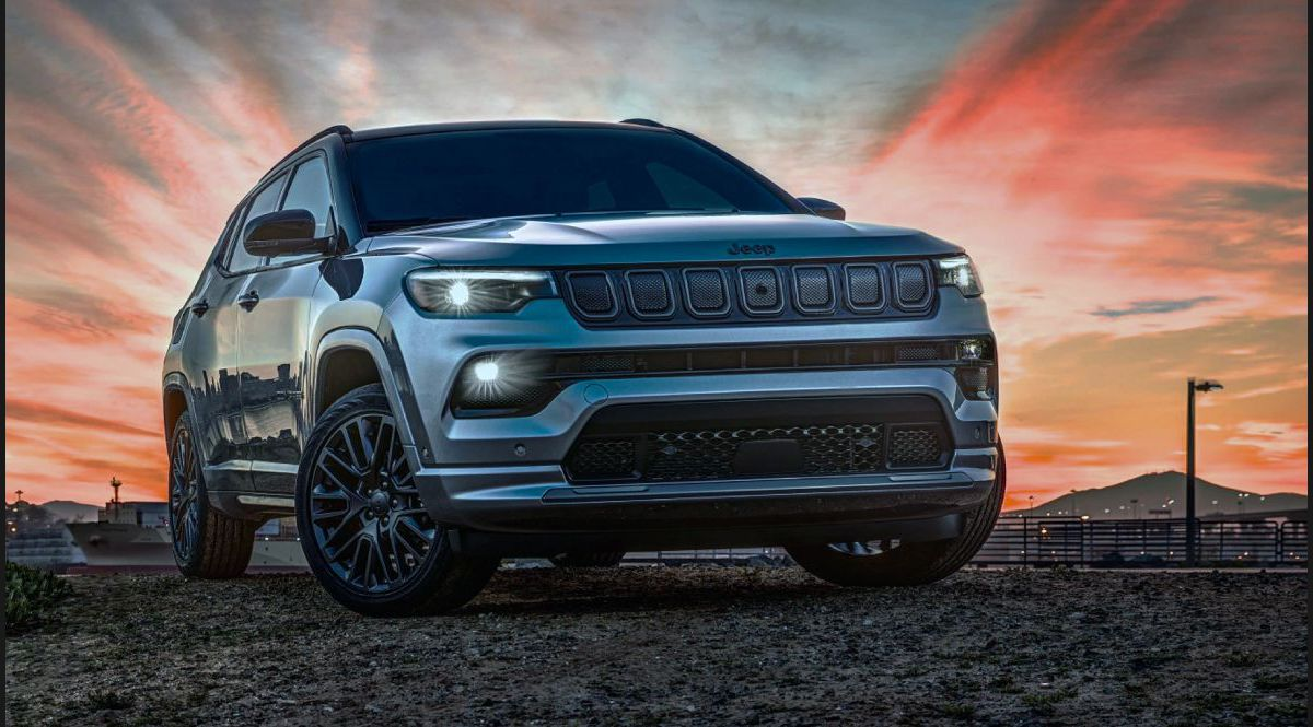 2022 Jeep Compass And Driver When Will Be Available Engine