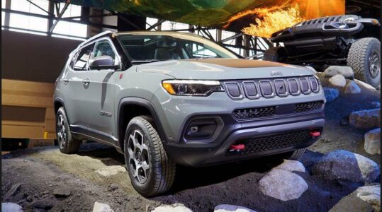 2022 Jeep Compass Compact 80th Special Edition Phev Price