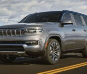 2022 Jeep Wagoneer Cargo Space Colors Curb Weight Changes