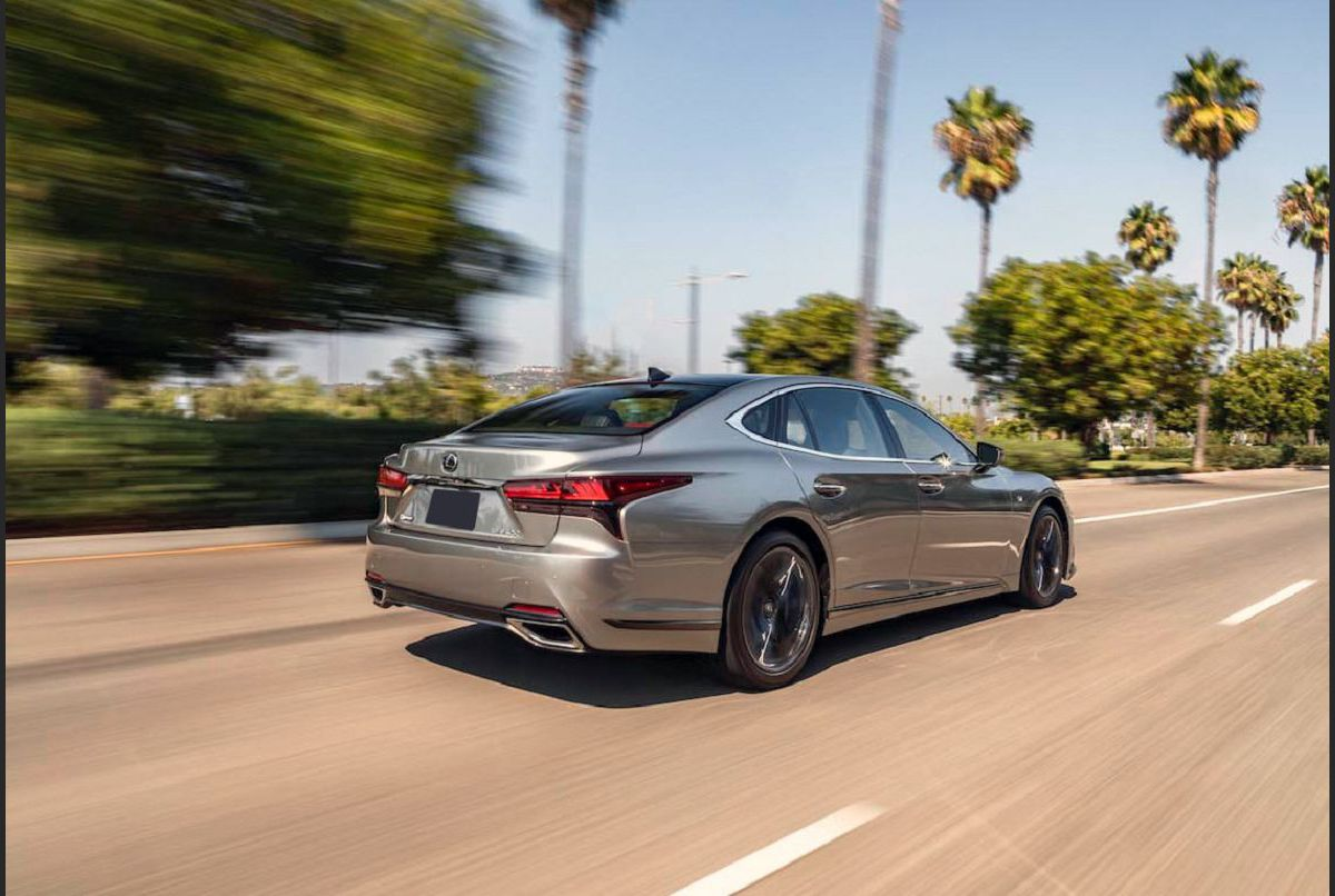 2022 Lexus Ls How Much Does Cost What Lease Changes