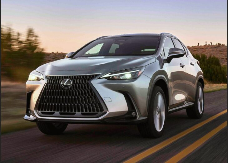 2022 Lexus Nx Acura Rdx All New All The Lease Image