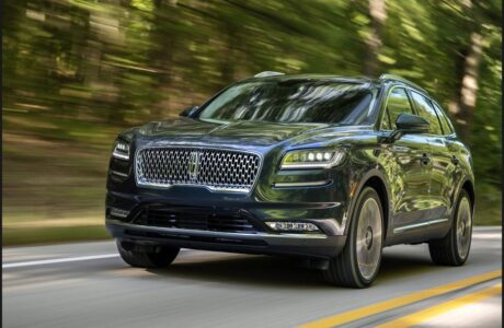 2022 Lincoln Nautilus Review Build And When Will Interior