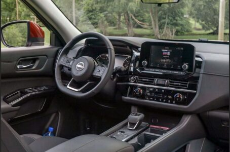 2022 Nissan Pathfinder 2021 2020 For Sale Car Used Exterior