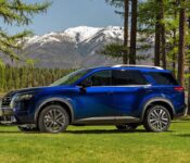 2022 Nissan Pathfinder A Lease Is Out Yet Review Interior Engine