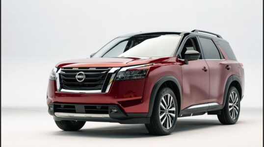 2022 Nissan Pathfinder Accessories Availability Awd Or 4wd