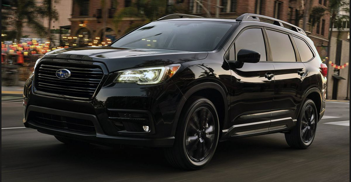 2022 Subaru Ascent 2021 2020 For Sale Used Interior Changes