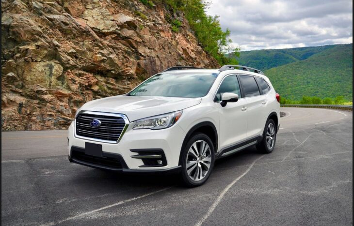 2022 Subaru Ascent Date New Pre Owned Review Exterior