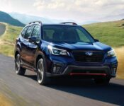 2022 Subaru Forester I 2.0 Wilderness Release Date Changes