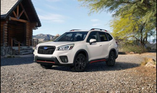 2022 Subaru Forester New Years To Avoid Sg Specs Cost