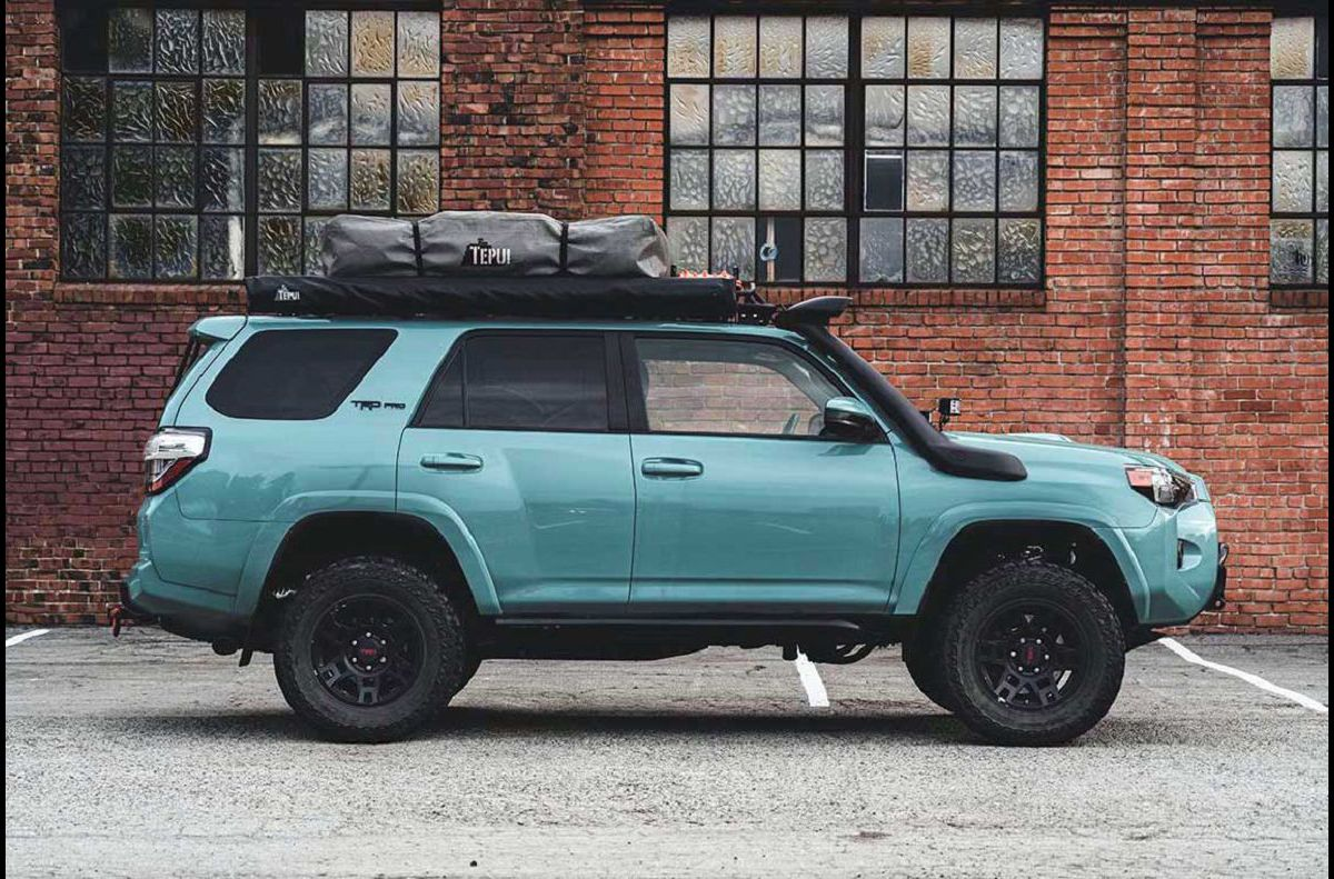 2022 Toyota 4runner Trail Special Edition 1998 2012 Engine