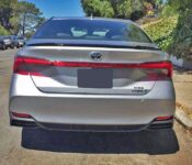 2022 Toyota Avalon Available Changes Colors Canada Was