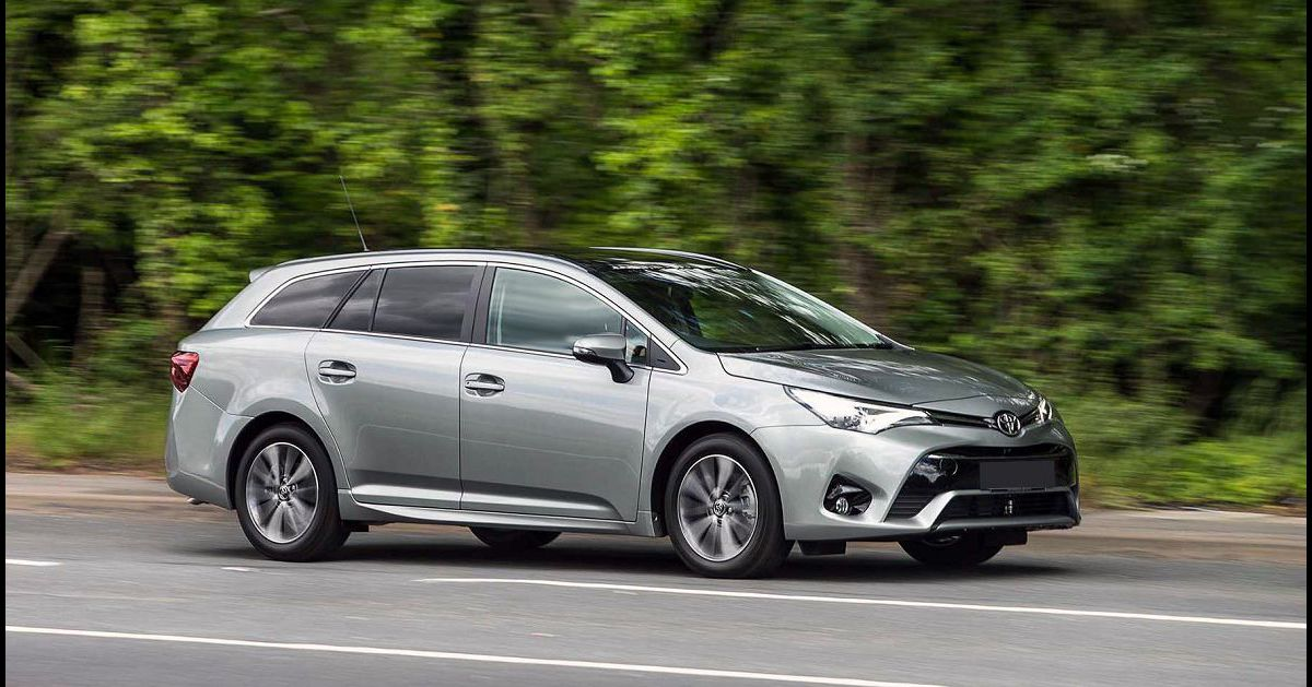 2022 Toyota Avensis 1.8 2.2 Corolla Used 2 Review Model