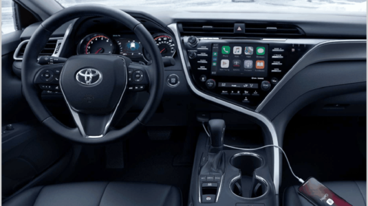 2022 Toyota Camry New Release Date Sport Interior Cost