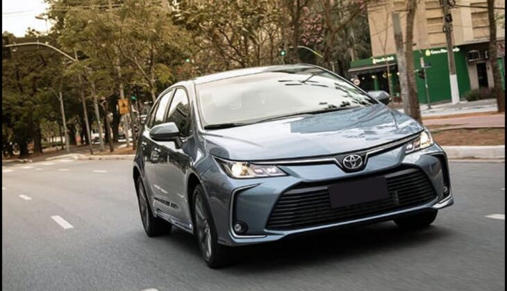 2022 Toyota Corolla Altis Híbrido Is Discontinued What In Cost