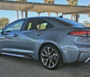 2022 Toyota Corolla Xse And Black Blue Blueprint Back Changes