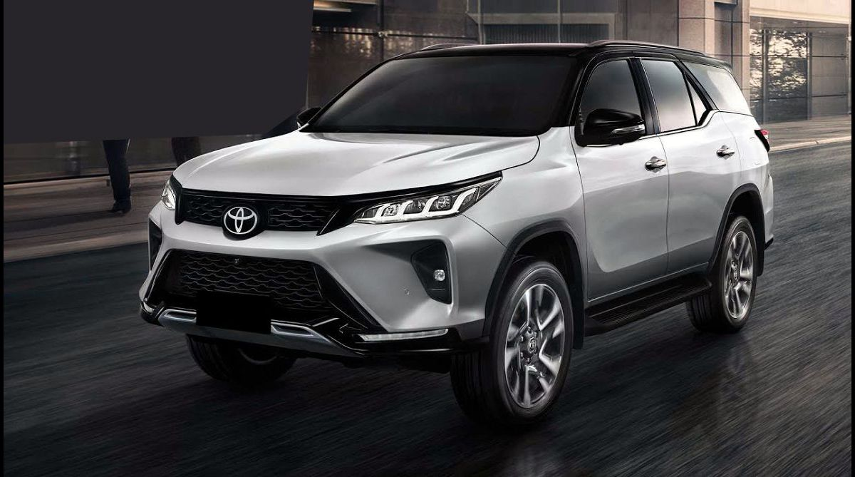 2022 Toyota Fortuner White Colour Cost 2007 Lease Changes