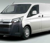 2022 Toyota Hiace Diesel High Tuning 2003 2009 Changes