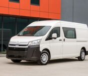 2022 Toyota Hiace Is Reliable What A Does Model