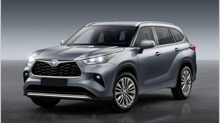 2022 Toyota Highlander New Release Date Changes Colors
