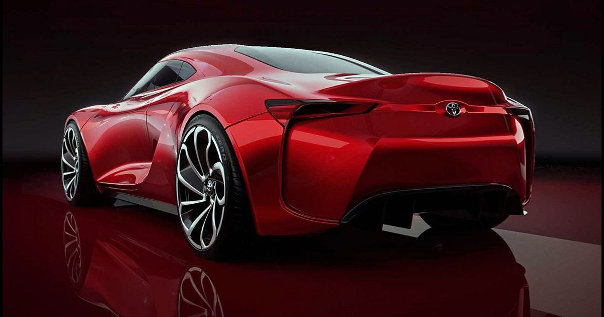 2022 Toyota Mr2 Back The Will Bring There Exterior