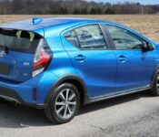 2022 Toyota Prius C Hatchback 4d Two One Aqua For Sale