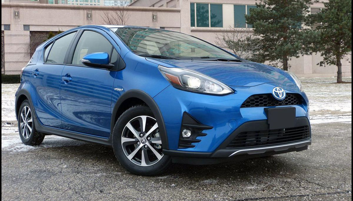 2022 Toyota Prius C Hatchback Used 2 Ground Clearance Cost