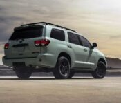 2022 Toyota Sequoia Build A The Review Lease Interior