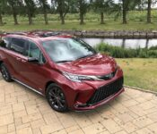 2022 Toyota Sienna 2012 Car 2007 2013 2016 Review