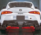 2022 Toyota Supra A80 2000 Ft1 Mark 4 Interior Changes