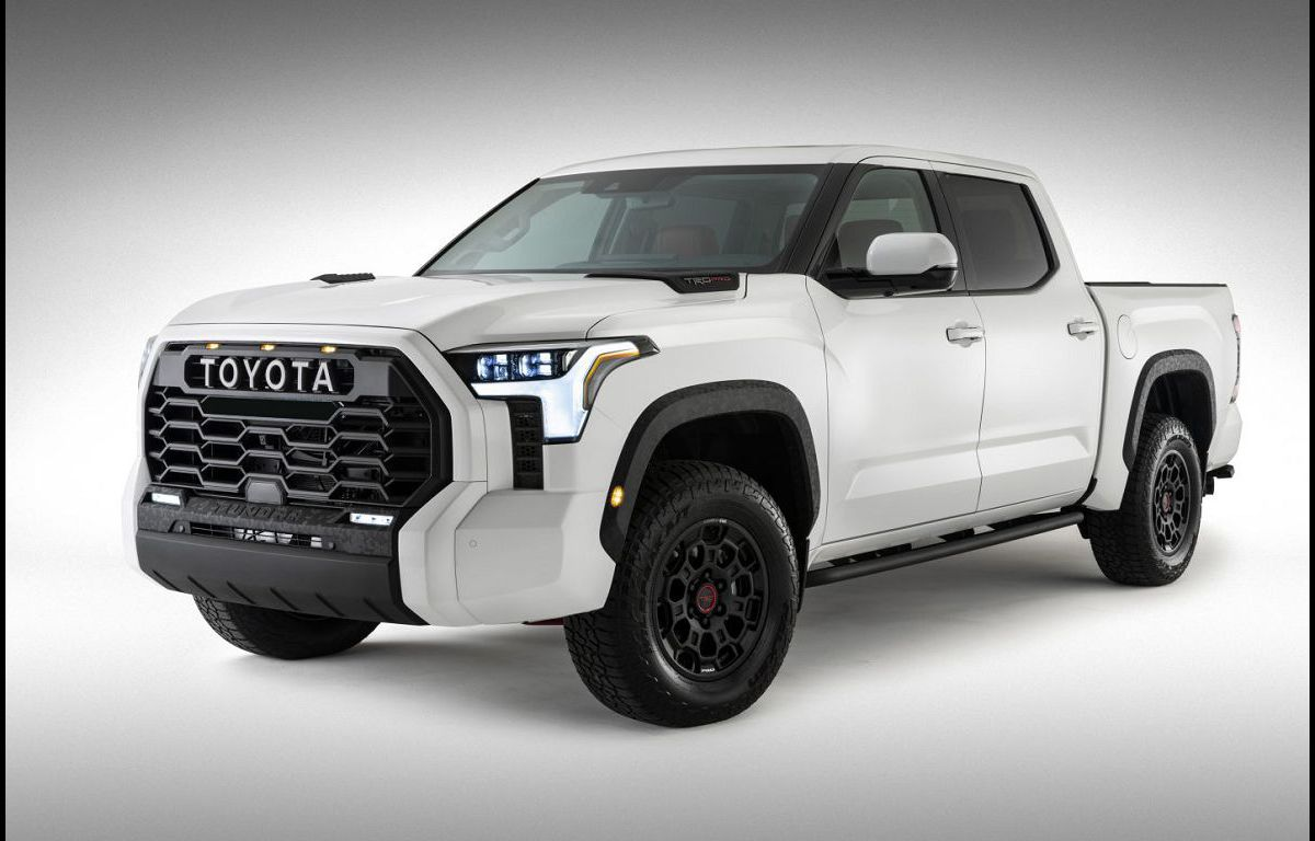 2022 Toyota Tundra For Sale 2021 Trd Pro Specs Image