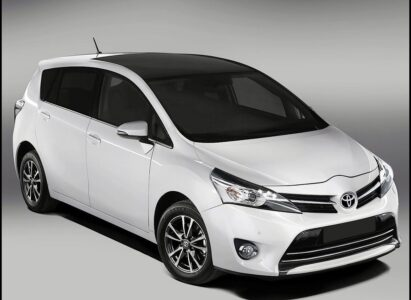 2022 Toyota Verso L1 1.6 Diesel Is The Review Exterior