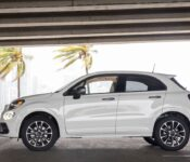 2021 Fiat 500x Pop With Sport Appearance Package