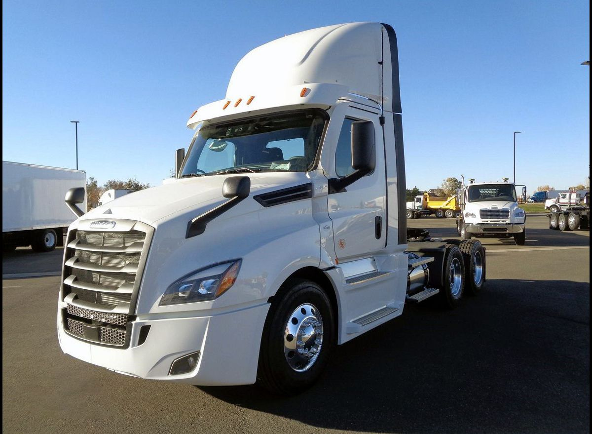 2023 Freightliner Cascadia Ac Compressor Accessories Air Automatic