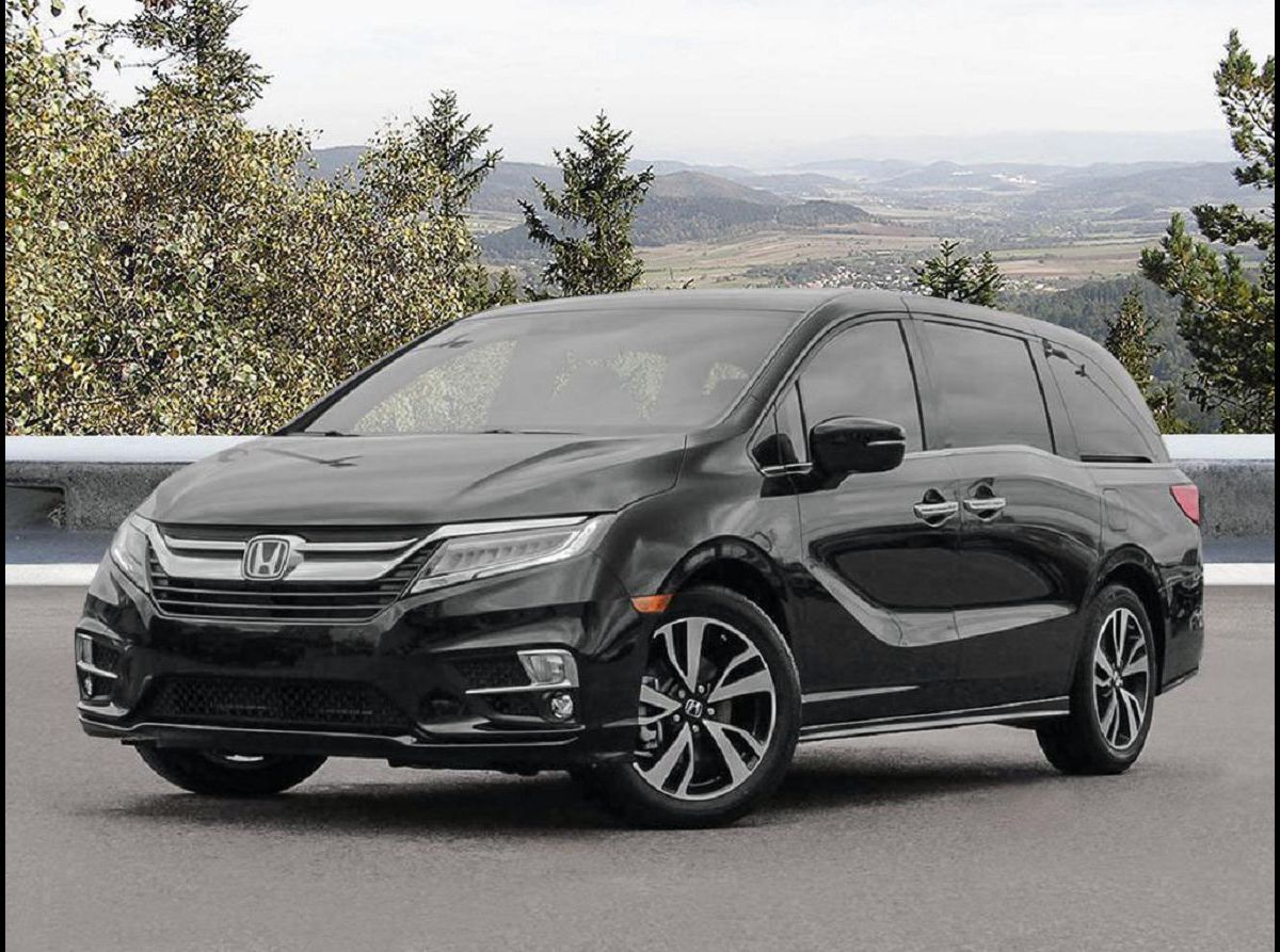 2023 Honda Odyssey Configurations When Was The Last