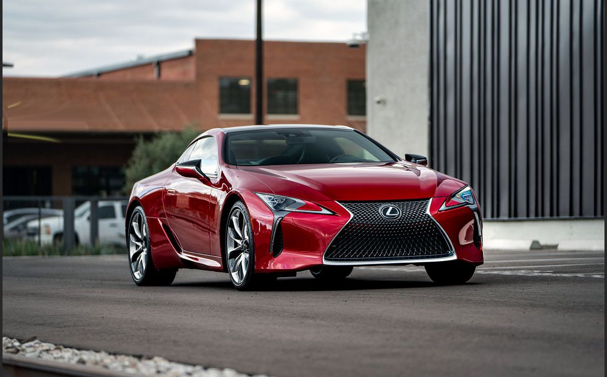 2023 Lexus Lc 500 Bagged 19 Tuned Used Awd Review