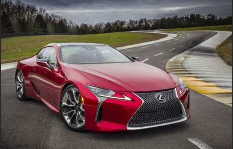 2023 Lexus Lc 500 White Red Interior Availability 200t