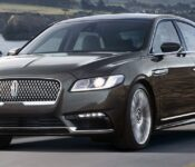 2023 Lincoln Continental 2020 For Sale Black Label Changes